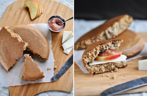 Glorious Gluten-Free Buckwheat and Quinoa Skilelt Bread