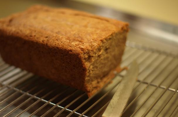 Sunday Baking: Gluten-Free Banana Bread