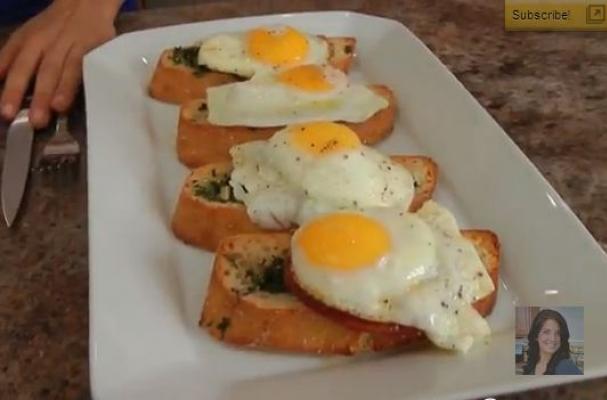 Best Breakfast Bruschetta Recipe