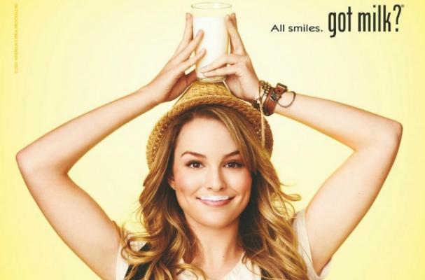 Bridgit Mendler Joins the Got Milk? Campaign