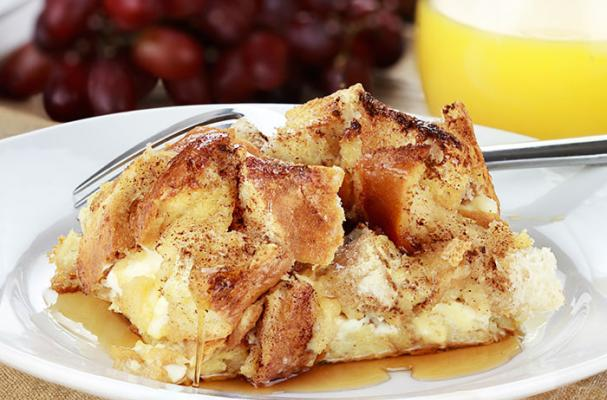 Easy Baked Challah French Toast Recipe