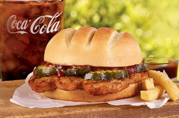 Burger King to Launch Rib Sandwich