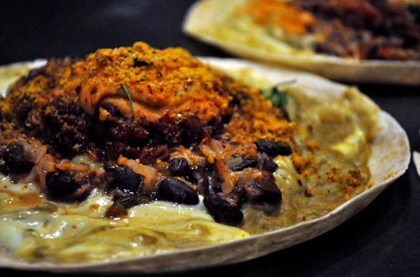 Foodista | Gluten-Free + Vegan Chipotle and White Bean Burritos