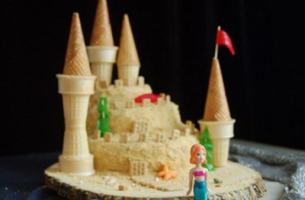 Castle Cake Baking Kit