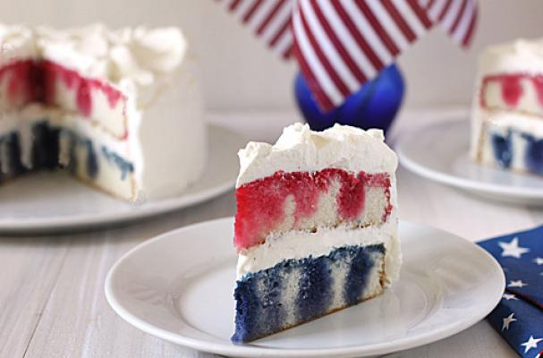 Jello Flag Cake Mold Recipe