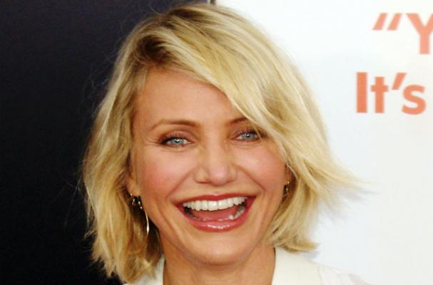 Cameron Diaz is Writing a Nutrition Book for Teens