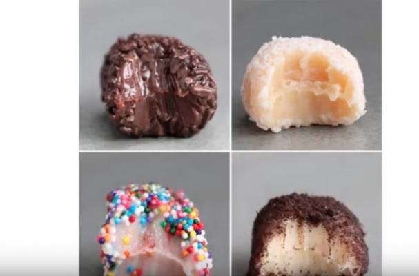Foodista How To Make Brazilian Truffles In 4 Flavors