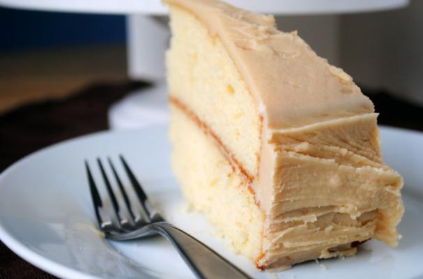 No-Fail Caramel Cake