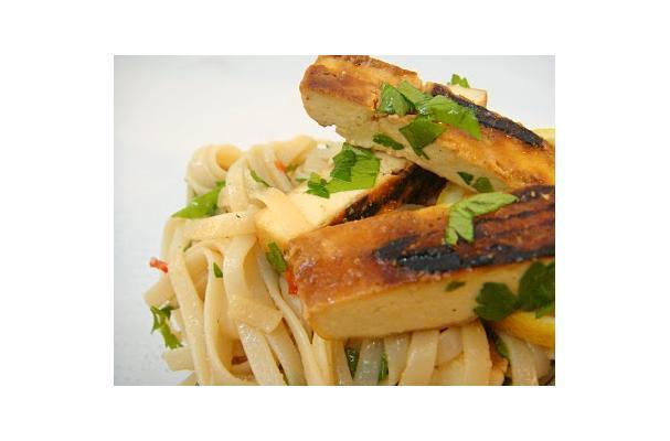 Caramelized Tofu