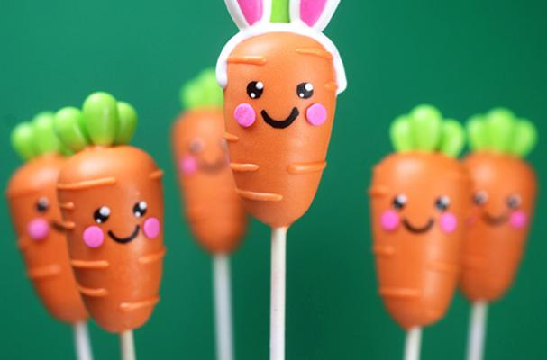 Carrot Cake Pops Delivery