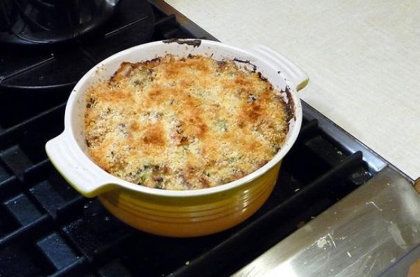 foodista | retro recipe: tuna noodle casserole from scratch