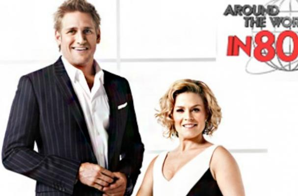 Curtis Stone and Cat Cora to Host 'Around the World in 80 Plates'