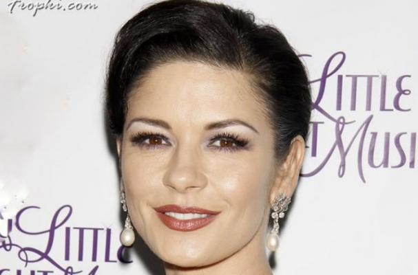 The Catherine Zeta-Jones Diet