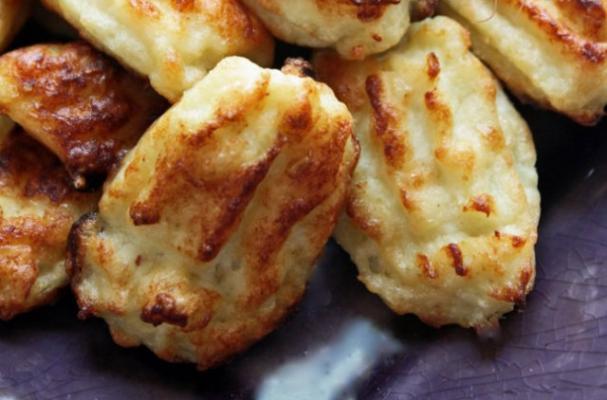 Meatless Monday: Gluten-Free Cheesy Cauliflower Tater Tots