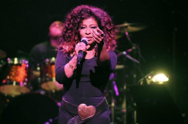 Chaka Khan Lost 60 Pounds on Vegan Diet
