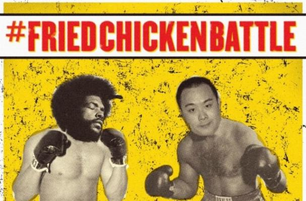 David Chang and Questlove Lay Down Bets for Fried Chicken Battle