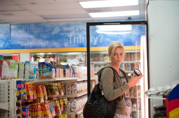 Charlize Theron Snacked on KFC While Filming 'Young Adult'