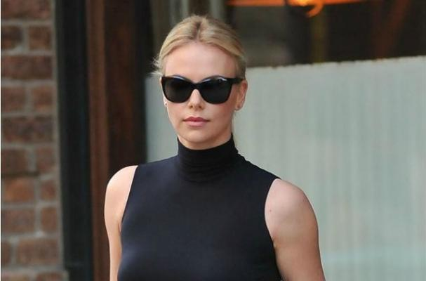 Charlize Theron on a High-Protein Diet