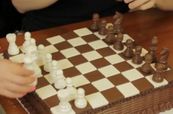 Foodista Classic Chess Cake