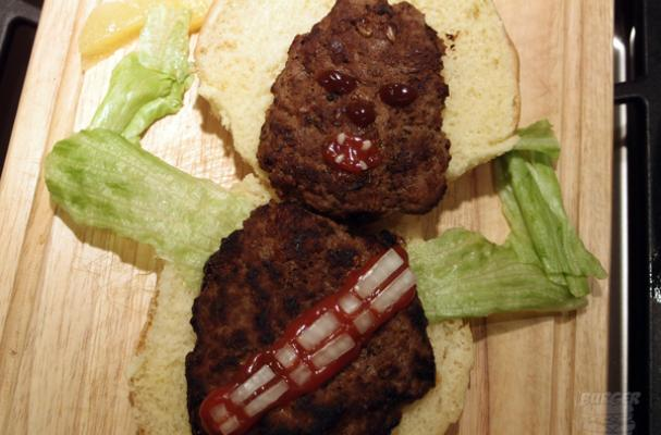 chewbacca burger