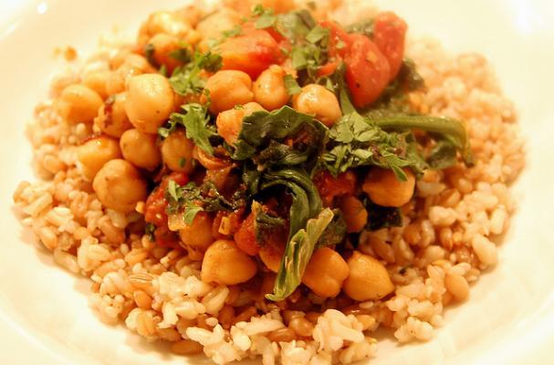 Quinoa Vegetable Stew Recipe America S Test Kitchen