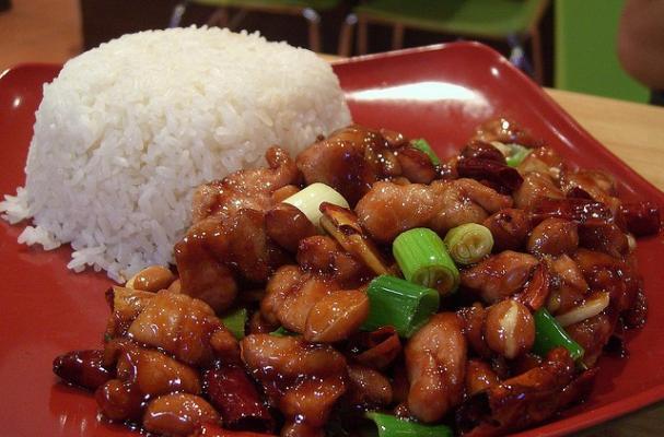 Foodista   Crazy Good Kung Pao Chicken