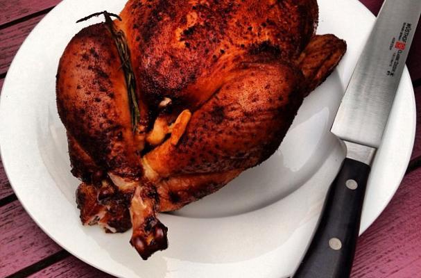 Hickory Smoked Chicken