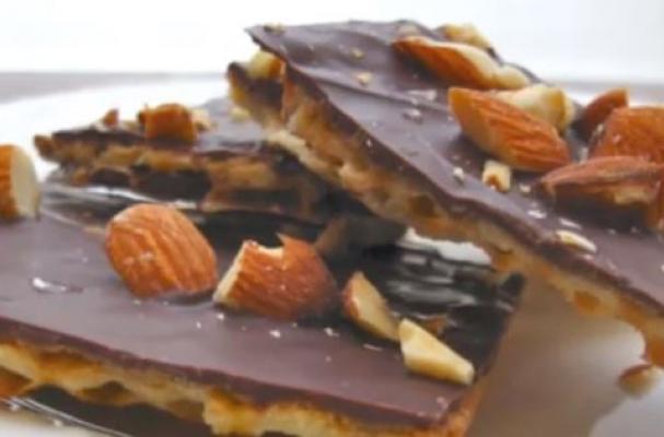 Chocolate Matzo For Passover