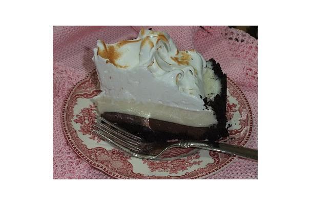 Chocolate And Cream Cake Recipe