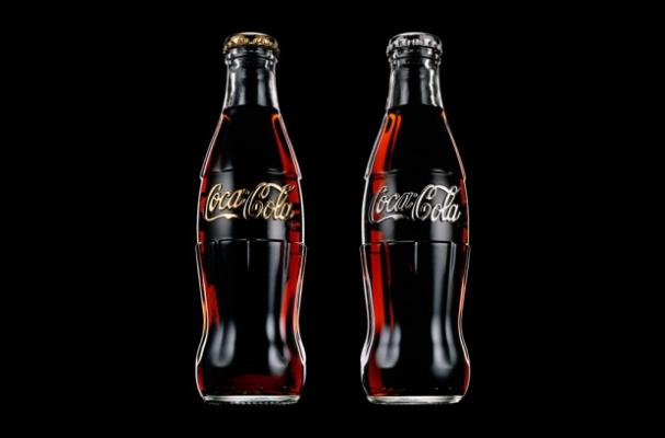 Daft Punk Coca-Cola bottles
