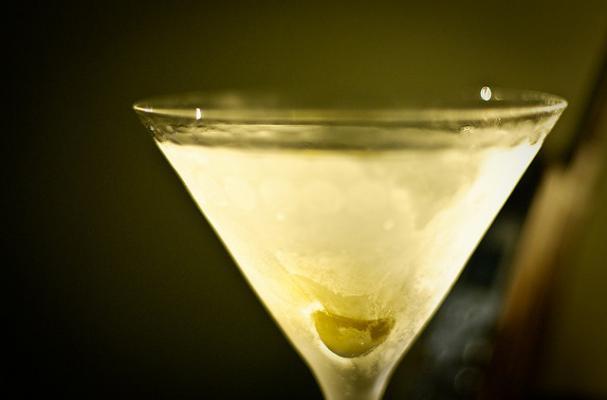 cocktail martini The Vampire