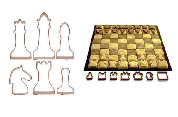 cookie chess set