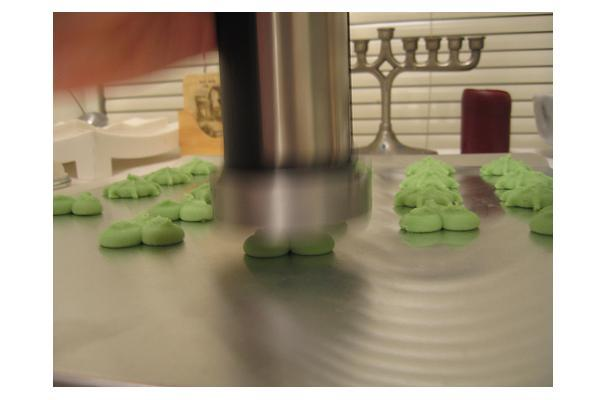 Pressed Cookies
