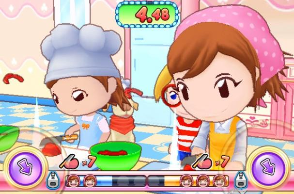foodista cooking mama 4 3ds coming soon to your kitchen