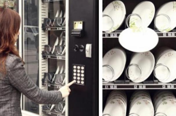 Corelle's Vending Machine