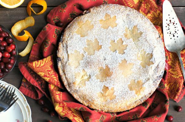 Cranberry Bundt Cake Recipe Food Network