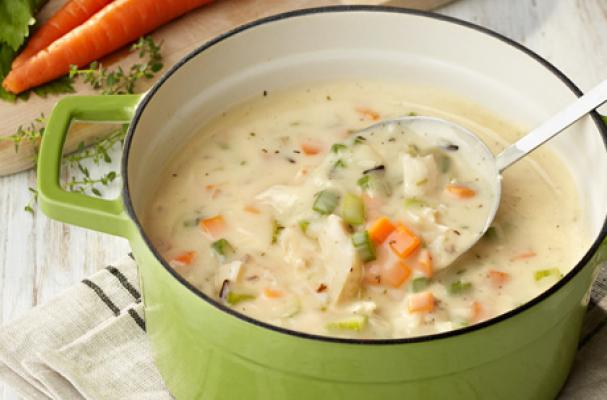 Hearty Chicken Noodle Soup America S Test Kitchen