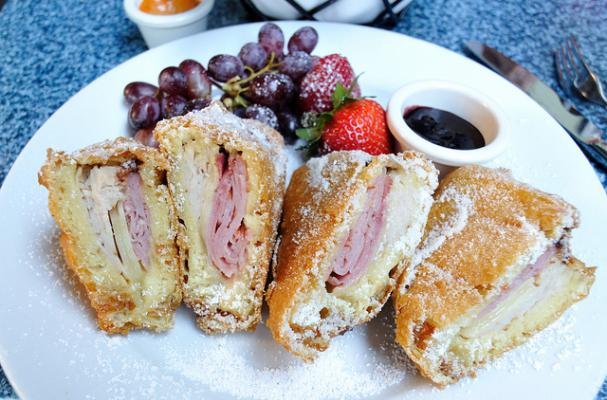 Foodista Sweet Amp Savory Monte Cristo Sandwiches