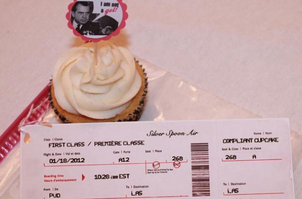 TSA-Compliant Cupcake