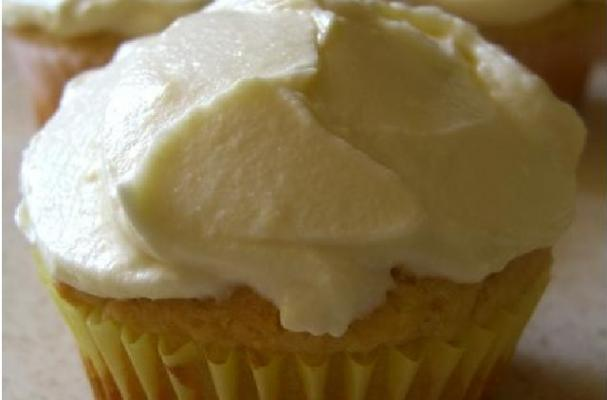 ... Marvelous Meyer Lemon Ginger Cupcakes with Lemon Cream Cheese Frosting