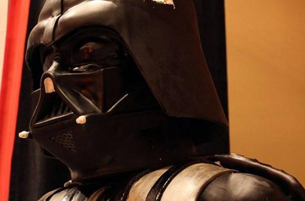Darth Vader Cake Tin