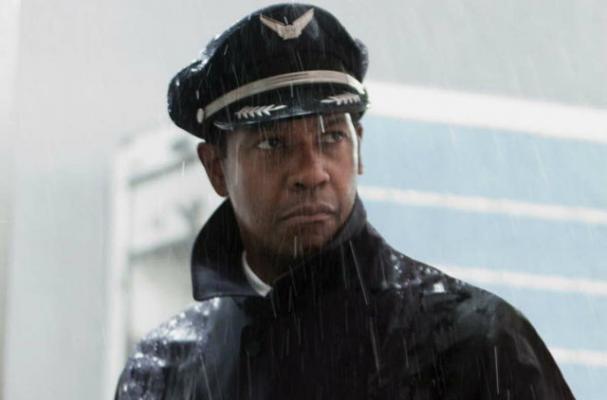 Denzel Washington Gave Up Drinking While Filming 'Flight'