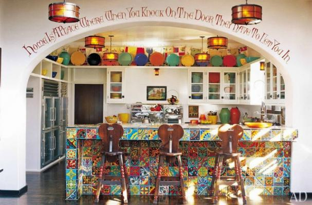 Foodista Celebrity Kitchens Diane Keaton
