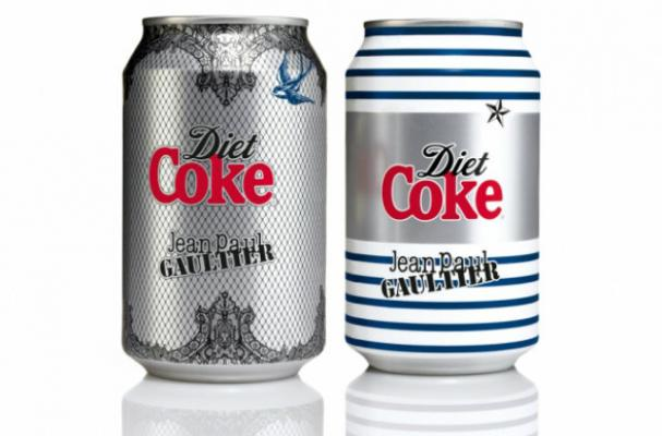 Diet Coke Reveals Jean-Paul Gaultier Designed Cans