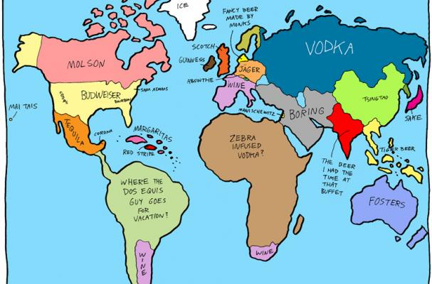 The World According to an Alcoholic