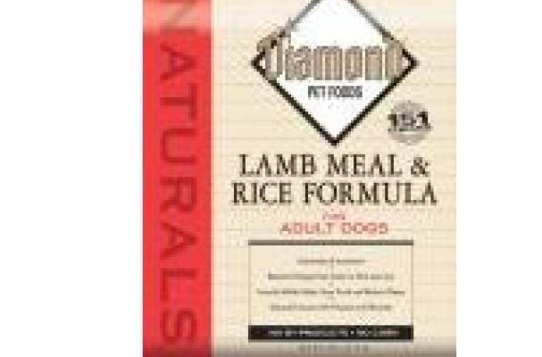 Diamond Brand Dog food