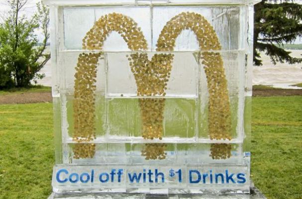 McDonald's Branding Moves