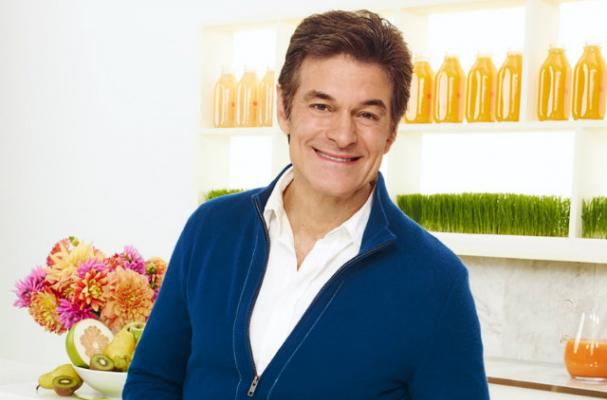 Dr. Oz Approves First Crash Diet