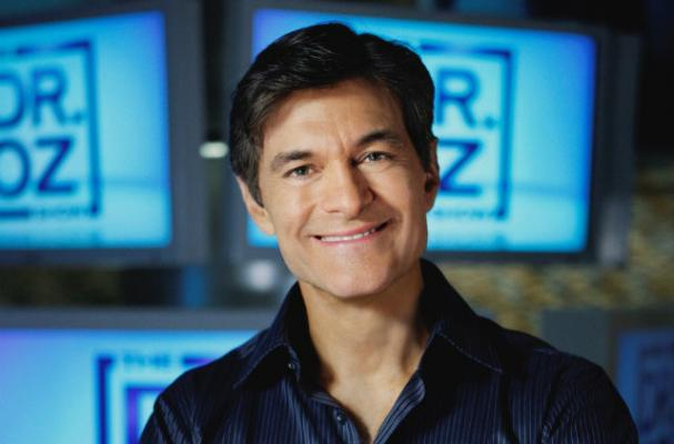 Dr. Oz Explains Why Vegetarian is Healthier