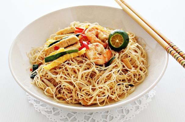Foodista New Food Alert Dry Mee Siam